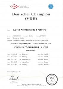 Duits Kampioen